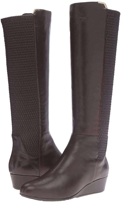 Cole Haan Women's Tali Grand Stretch Riding Boot B01FX89TZU 7.5 B(M) US|Chestnut Leather