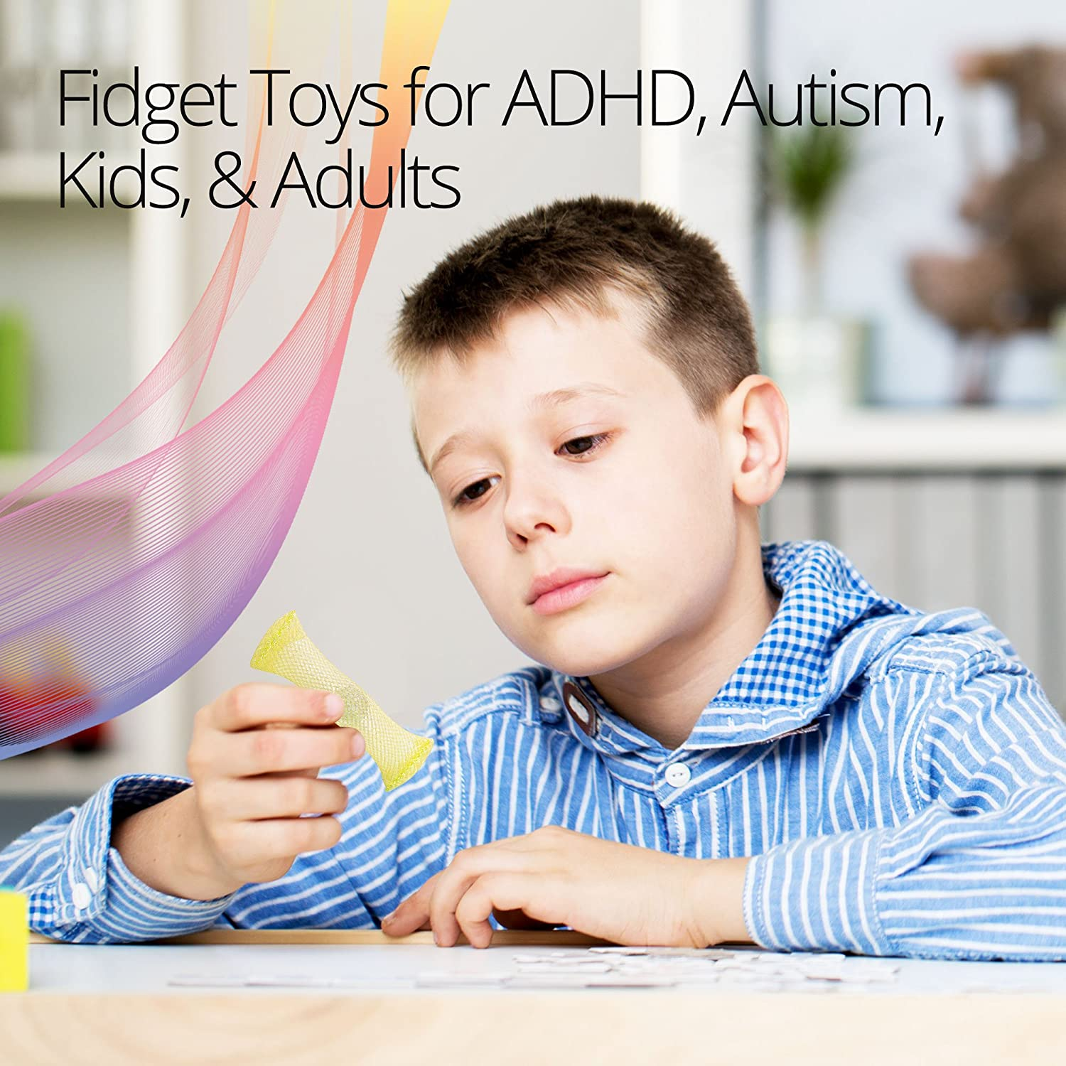 Amazon Fid Toys for ADHD Autism Kids & Adults 8 Pack