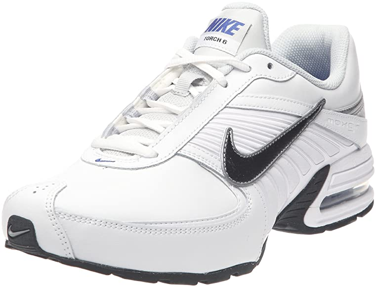 d37b856a6869 Nike Air Max Torch Vi Sl Mens Shoes White Size 9 Amazon.co.uk ...