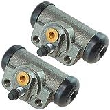 Rear Wheel Cylinder LH RH Pair Kit Set of 2 for