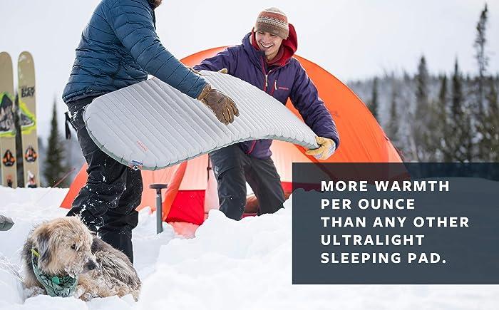 Therm-a-Rest NeoAir XTherm MAX Ultralight Backpacking Air Mattress
