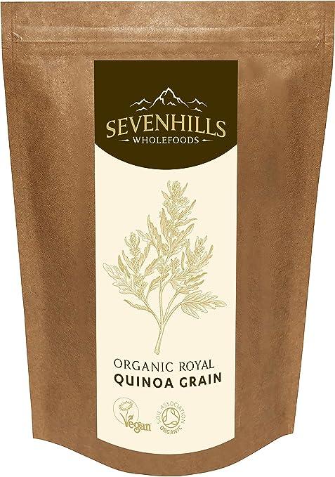 3 opinioni per Sevenhills Wholefoods Granella di Quinoa