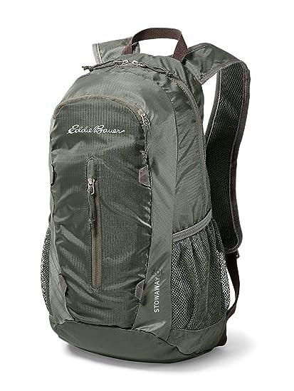 beaf155a7fb5 Amazon.com  Eddie Bauer Unisex-Adult Stowaway Packable 20L Daypack ...