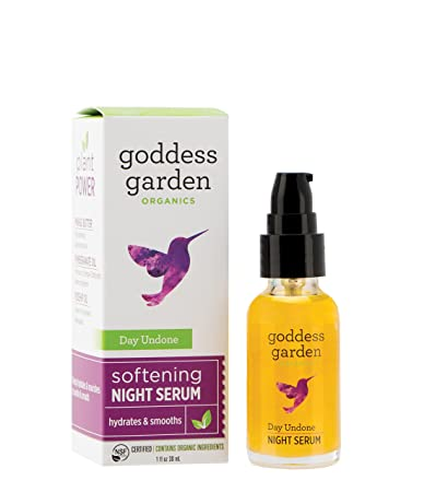 Goddess Garden, Organics, Day Undone, Sun-Repair Serum, 1 fl oz(pack of 6) 2 Pack - Dermisa Anti-Wrinkle Cream with Alpha-Hydroxy Acids and Coenzyme Q10  1.5 oz