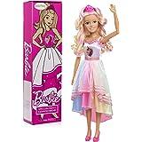Barbie 28-inch Best Fashion Friend Unicorn Power Doll, Blonde Hair, Amazon Exclusive