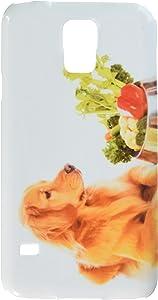 Golden Retriever Dog Food cell phone cover case Samsung S5