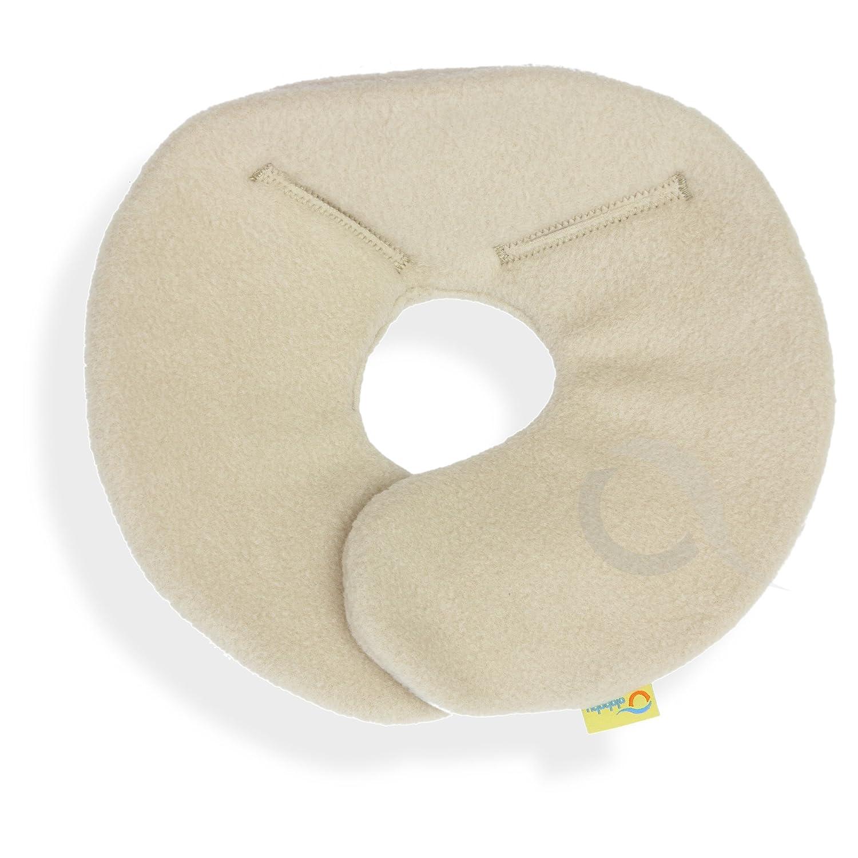 head support for Maxi Head hugger Cosi Pebble charcoal // fleece