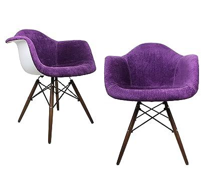 Amazing Amazon Com Mid Century Modern Velvet Fabric Upholstered Gamerscity Chair Design For Home Gamerscityorg