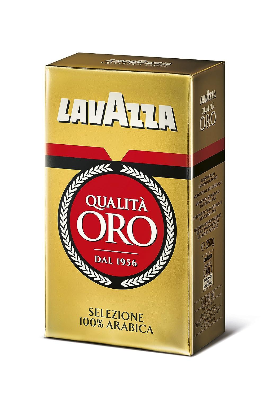 Kaffee Espresso Lavazza Qualità Oro - 250 g gemahlen