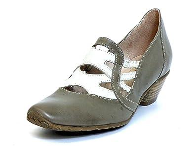 uk availability 64772 039f6 Fidji Damen Pumps beige V535 3852 N 3923: Amazon.de: Schuhe ...