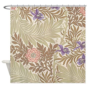 Image Unavailable Not Available For Color CafePress Larkspur Design By William Morris Shower Curtain