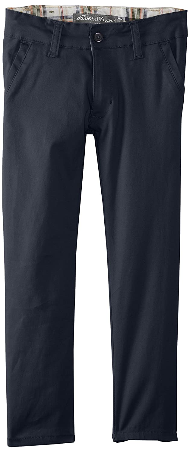 Eddie Bauer Little Girls' Welt Pocket Stretch Skinny Pants