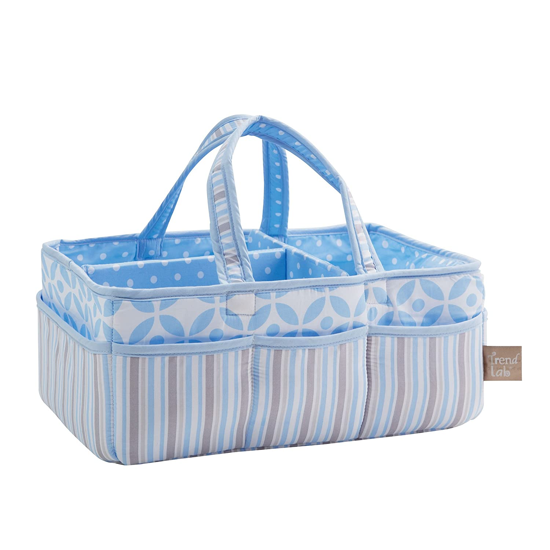 Trend Lab Logan Storage Caddy, Blue 102339