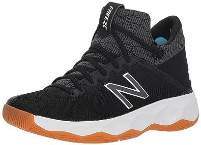 fbced941d26c New Balance Men's Freeze V2 Agility Lacrosse Shoe, Black/Grey, ...