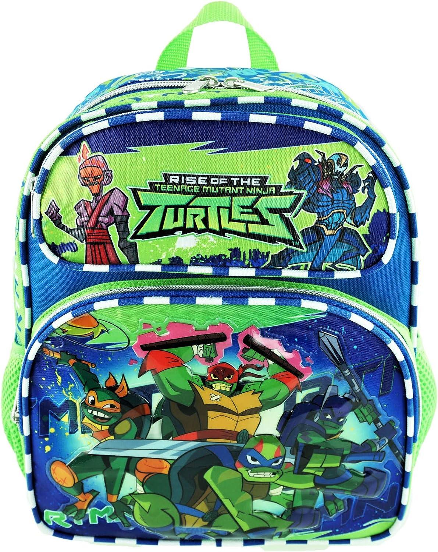 Teenage Mutant Ninja Turtles 'Rise of the TMNT' Deluxe Toddler 12 Inch Backpack