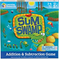 Deals on Learning Resources Sum Swamp Game LER5052