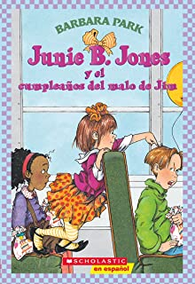 Junie B. Jones y el cumpleanos del malo de Jim (Spanish Edition)