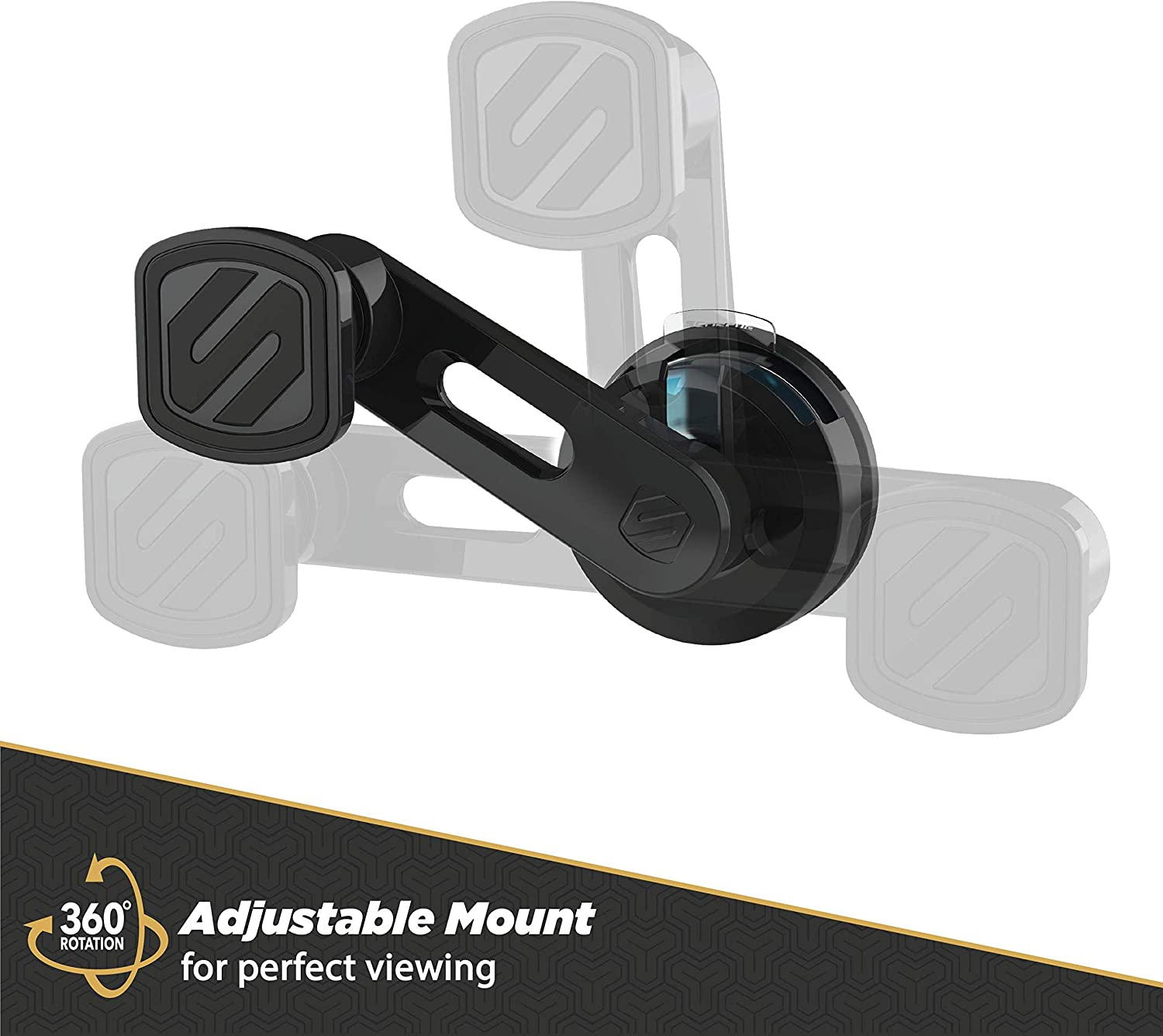 Scosche MMVFR MagicMount Fresche Magnetic Phone Vent Mount for The Car
