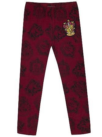 e6ce8c0e183c9 Harry Potter Girls Leggings Ages 5 to 13 Years: Amazon.co.uk: Clothing