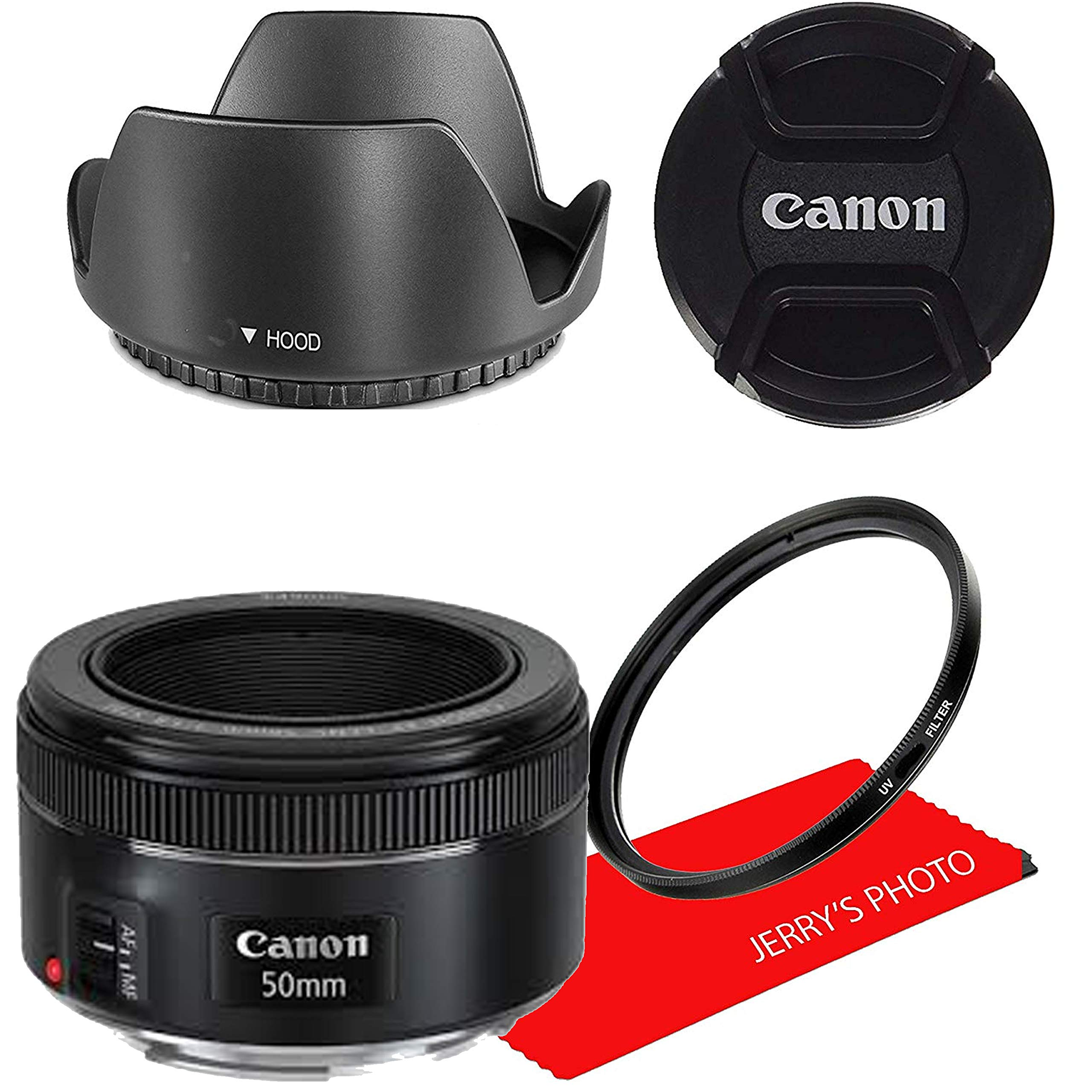 CanonEF 50mm f/1.8 STM Lens by Canon