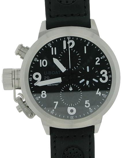 U-Boat Flightdeck CAS 3 45 - Reloj de automático para hombre, con correa