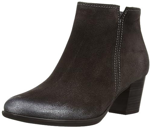 Gabor Greene, Botines tacón para Mujer, marrón-Brown Suede, 35 EU: Amazon.es: Zapatos y complementos