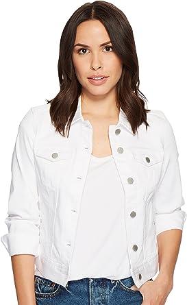 2513d25e6335e Liverpool Jeans Company Women s Petite Classic Denim Jacket in Slub Stretch  Twill