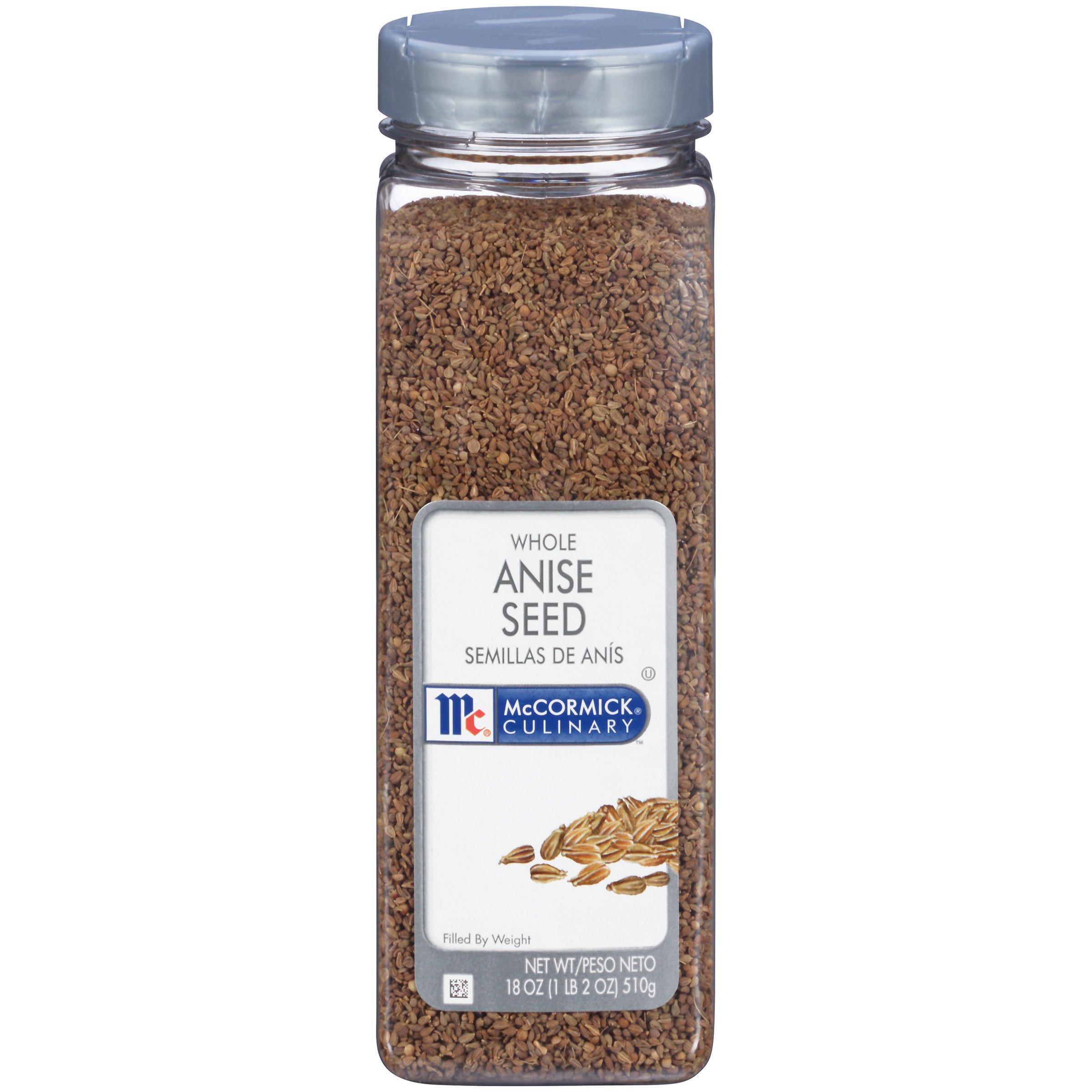 McCormick Culinary Whole Anise Seed, 18 oz