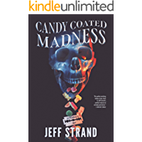 Candy Coated Madness book cover