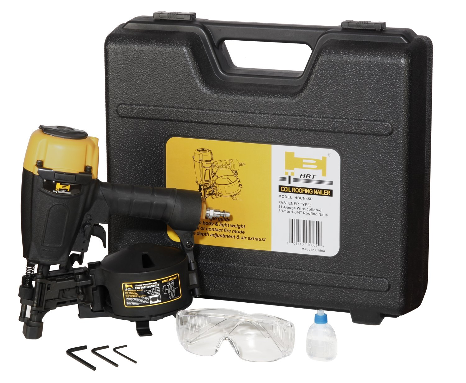 HBT Coil Roofing Nailer