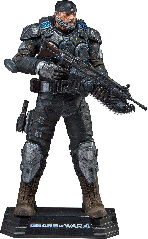 Gears of War 12017 Marcus Fenix - Figura de acción.: Amazon.es ...
