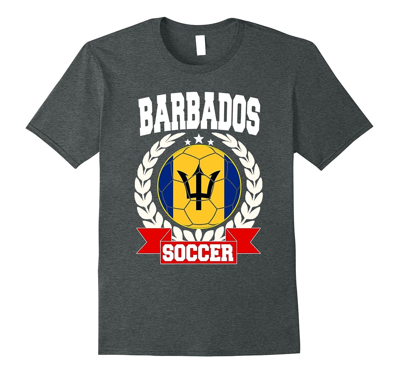 Barbados soccer, Barbados team Shirt-Art