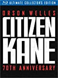 Citizen Kane: 70th Anniversary Ultimate Collector's Edition [Blu-ray]