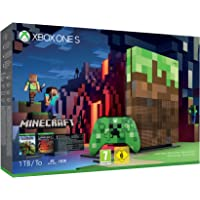 Xbox One S 1TB Konsole + Minecraft  - Limited Edition Bundle