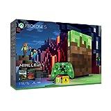 Xbox One S 1 To - Minecraft - Edition Limitée