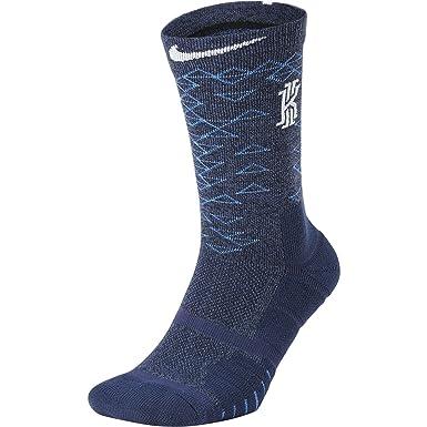 Nike Kyrie U NK ELT Quick Crew - Calcetines, Unisex Adulto, LT Racer Blue/White: Amazon.es: Deportes y aire libre