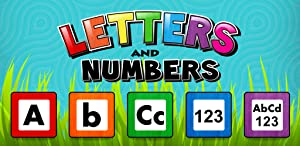 Learning Gems - Letters and Numbers from Learning Gems