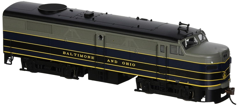 Bachmann B and O HO Scale Alcofa2 Diesel Locomotive - DCC Sound Value On Board Bachmann Industries Inc. 64705