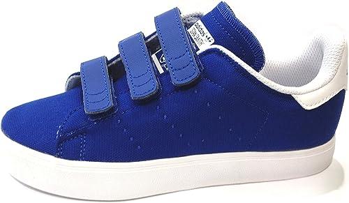 adidas stan smith vulc blue