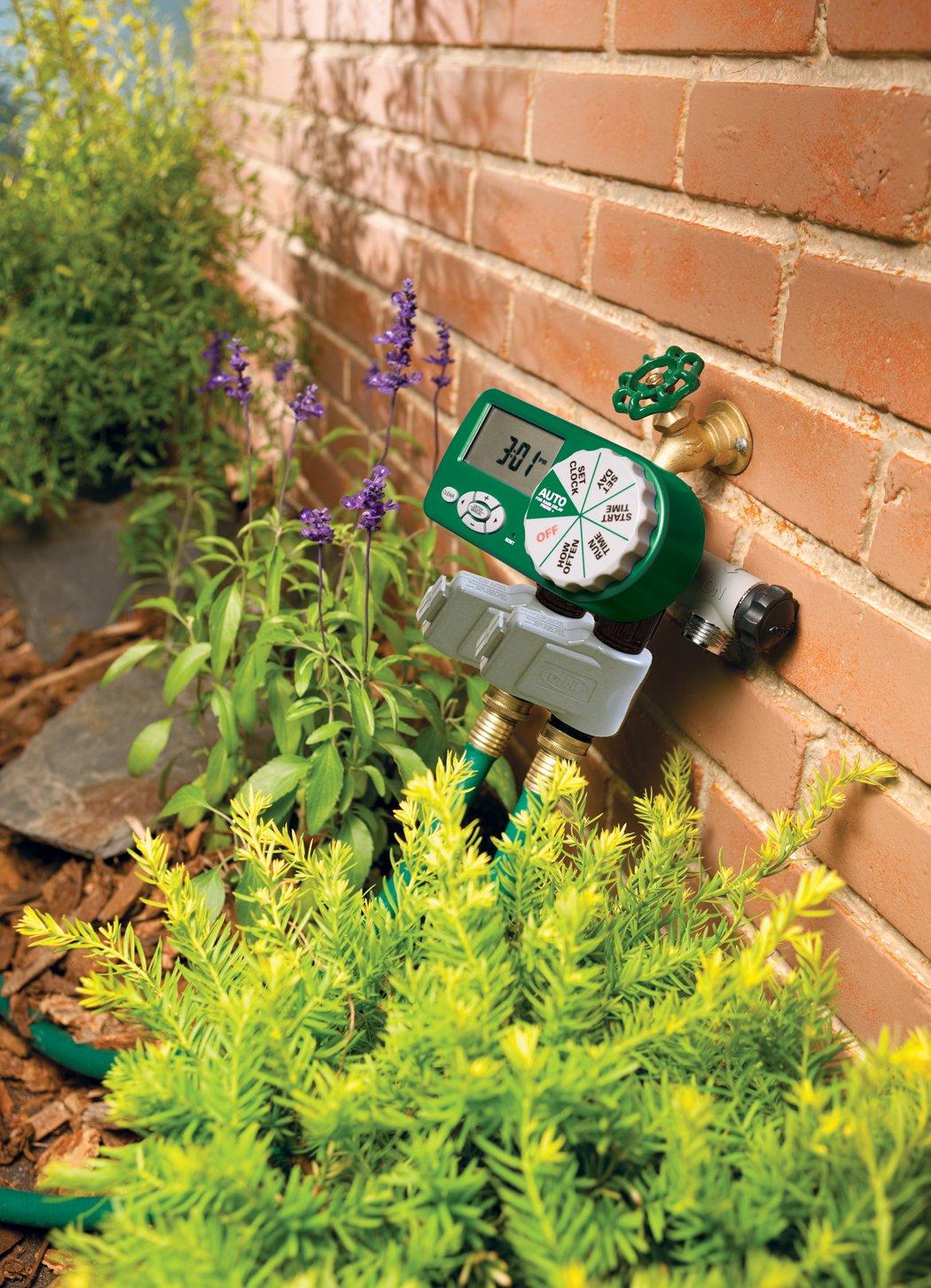Amazon.com : Orbit 58874N Extra Valve For 58911 (58872) Complete Watering  Kit : Watering Timers : Garden U0026 Outdoor