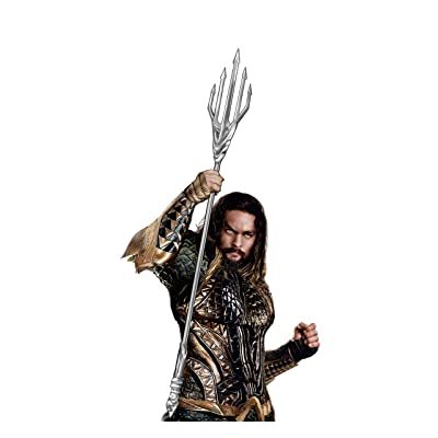 "DC Aquaman Bust Bank, 4"", Multicolor: Toys & Games"
