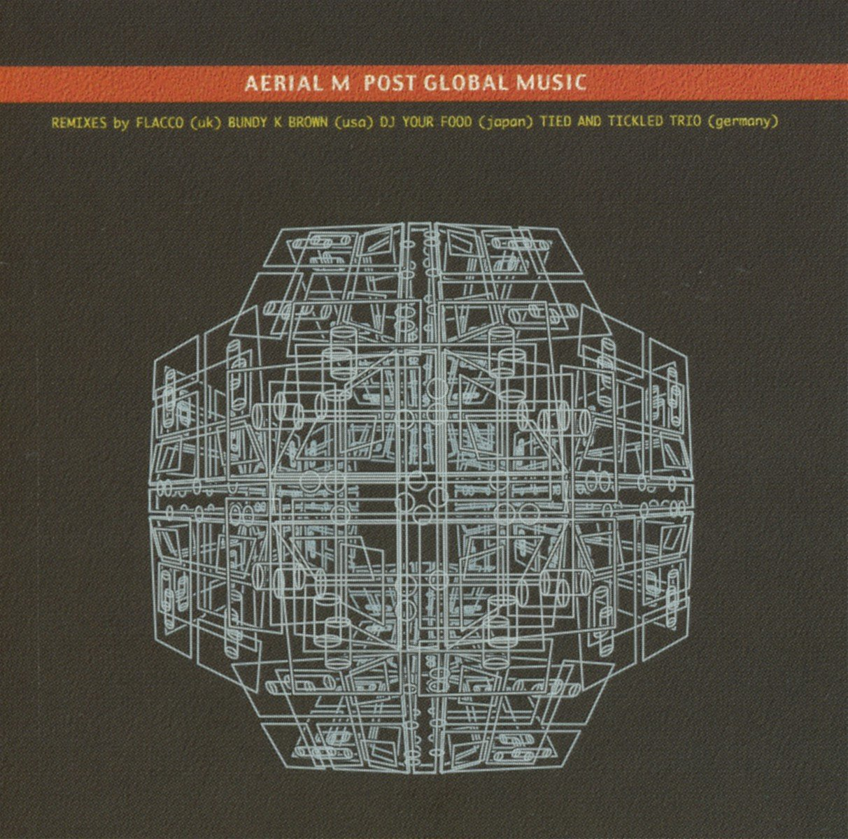 CD : Aerial M - Post-global Music (CD)