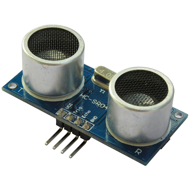 SODIAL(R) Arduino Gamme Chercheur Ultrasonique Module Senseur de Mesure de Distance Transducteur Neuf
