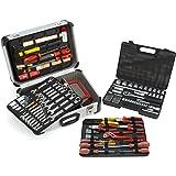 Famex 723-51 Mallette à outils de mécanicien 170 pièces (Import Allemagne)