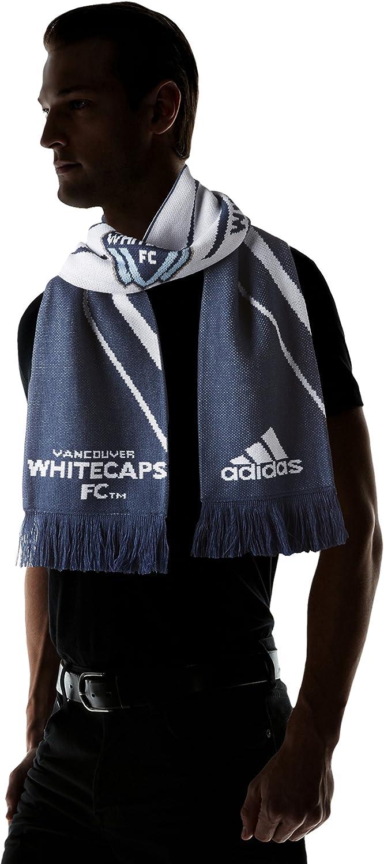 MLS SP17 Fan Wear Center Logo Scarf with Fringe