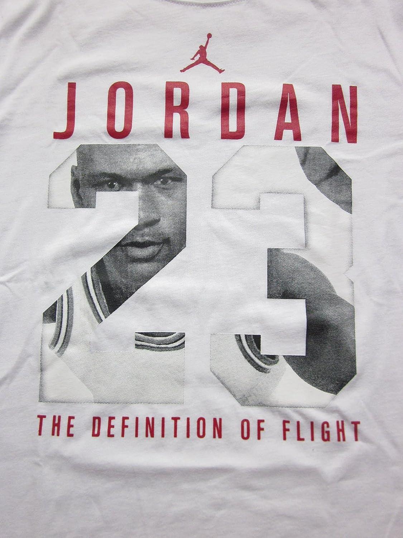 713974e8 Amazon.com: Jordan Boys Air Hero T-Shirt Crew Neck: Clothing