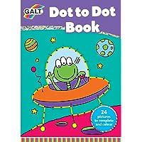 Galt Dot To Dot Book 5 Yaş+ Aktivite Kitabı (A3071B)