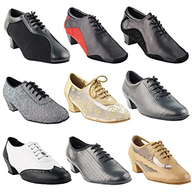 c105bc07542aa Amazon.com | 50 Shades of Dance Practic Shoes for Women: 1.5