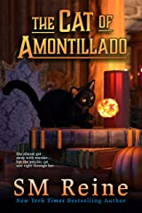 The Cat of Amontillado: A Cozy Mystery (The Psychic Cat Mysteries Book 1) Kindle Edition