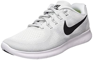 huge discount 55d73 6f976 Image Unavailable. Image not available for. Color  Nike Women s Free RN  2017 Running Shoe ...